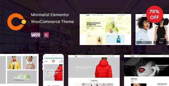 Cerato – Multipurpose Elementor WooCommerce Theme v2.2.3